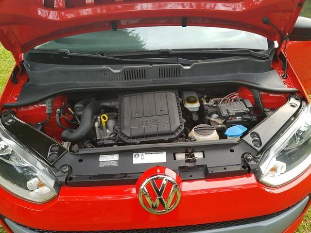 Vw - Volkswagen Up! Take 1.0 ano 2015 placa A - Foto 11