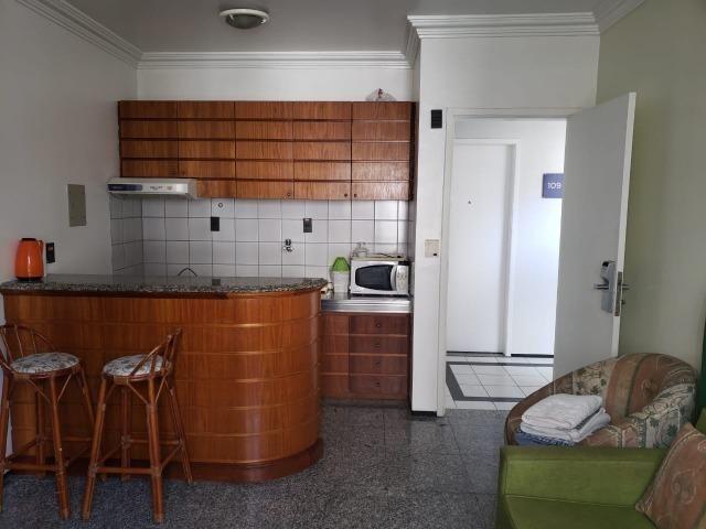 Flat de 1 quarto - Meireles - Foto 4