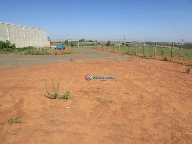 Terreno para alugar, 4000 m² por R$ 1/mês - Sitio Santana - Sumaré/SP - Foto 4