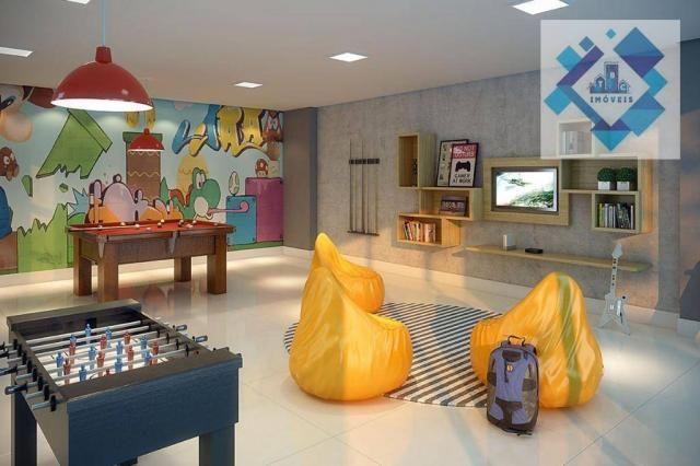 Apartamento com 3 dormitórios à venda, 68 m² - Benfica - Fortaleza/CE - Foto 11