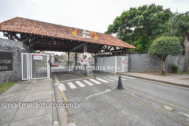 Apartamento à venda com 2 dormitórios em Cidade industrial, Curitiba cod:913