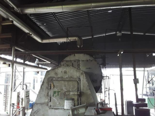 Caldeira a vapor 3.000kg completa - Foto 2