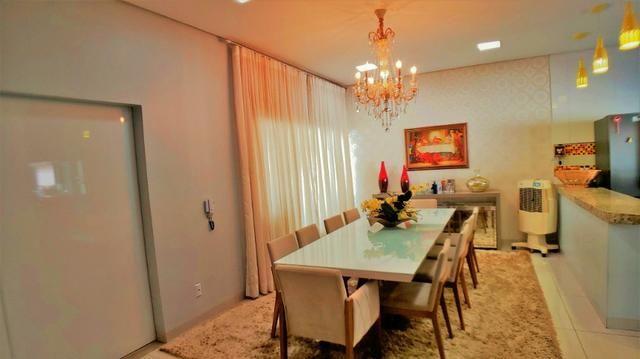 Sobrado 4 Suítes + Escritório, 319 m² c/ armários e lazer na 307 Sul - Foto 2