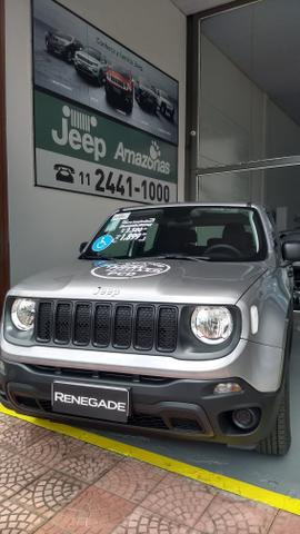 Jeep Renegade1 8 4x2 Flex 16v Aut 2020 696992328 Olx