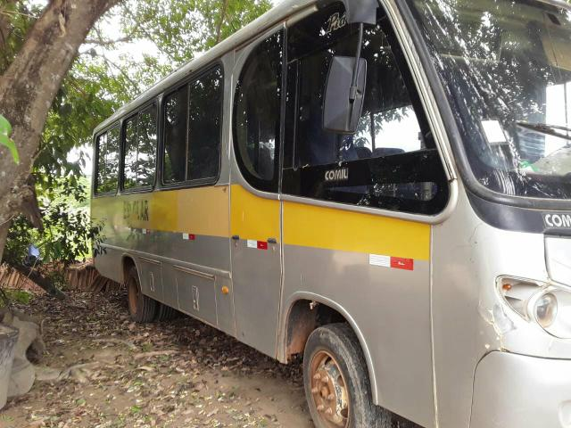 Micro ônibus volks analizo propostas e trocas - Foto 3