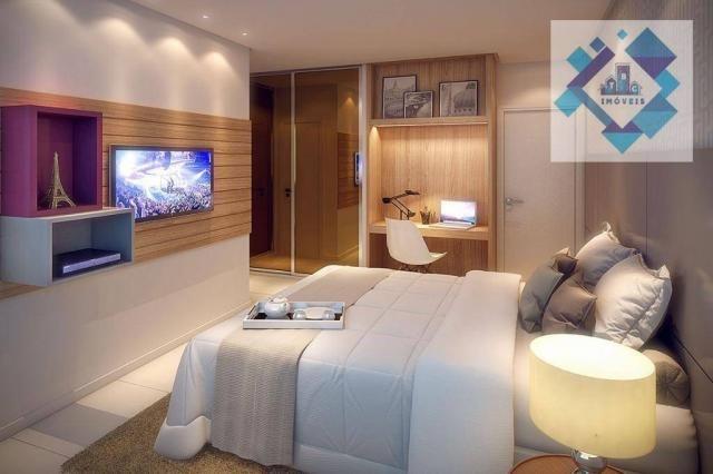 Apartamento com 3 dormitórios à venda, 68 m² - Benfica - Fortaleza/CE - Foto 12