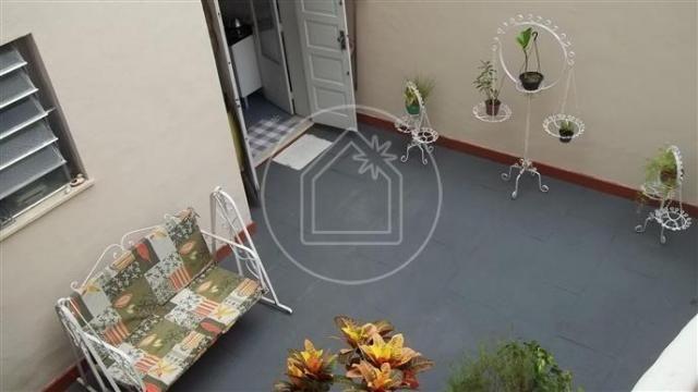 Casa à venda com 3 dormitórios em Meier, Rio de janeiro cod:844010 - Foto 9