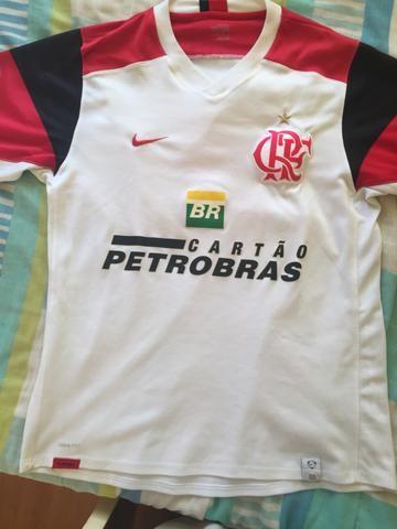 Pacote camisas Flamengo e do Brasil todas originais e em ótimo estado  ACEITO PROPOSTA e3f9d807f58b0
