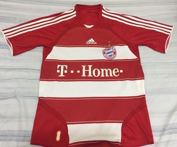 c48ed1eb16 2 Camisas Originais de Times Europeus Tam P - Roupas e calçados ...