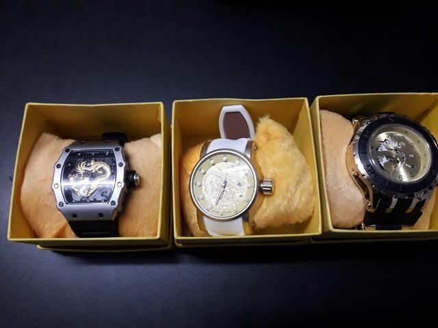 3c8421bf7bc Relógios a preço de custo - Bijouterias