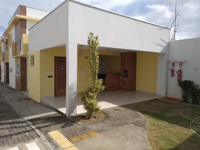 Vendo lindo duplex mobiliado em condomínio fechado em nova parnamirim - Foto 9