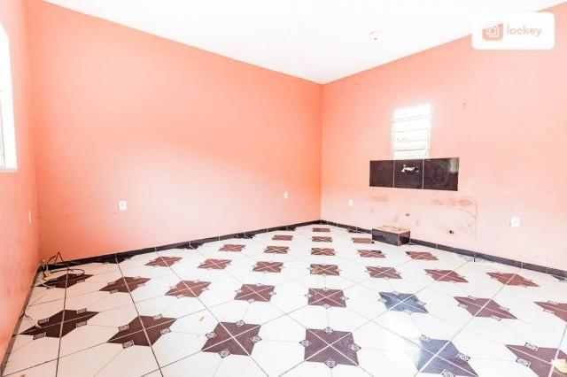 Casa com 40m² e 1 quarto - Foto 2