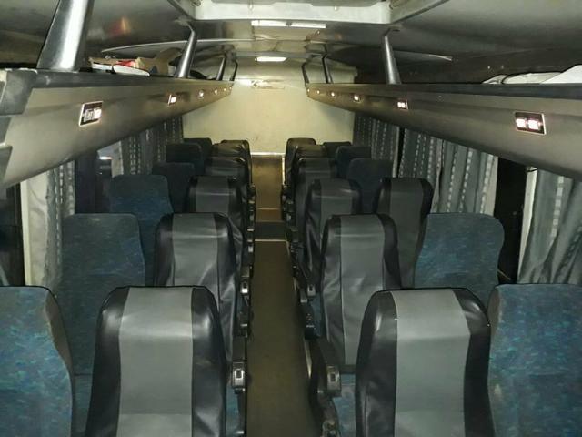 Vende-se micro onibus. mercedes Benz ou troca por algo de meu interesse - Foto 3