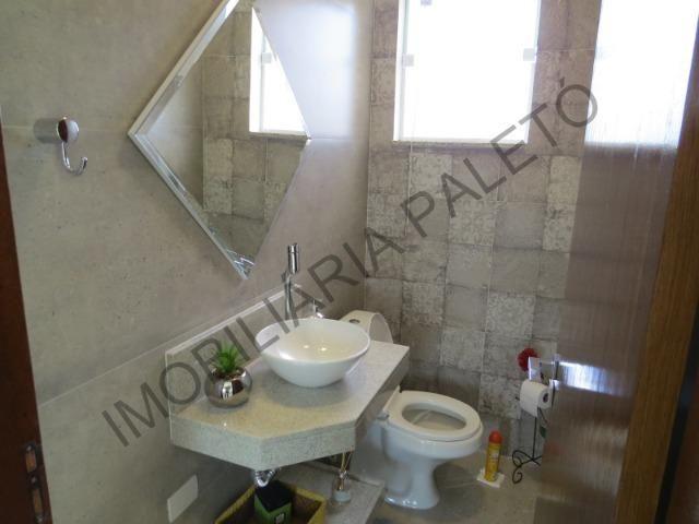 REF 2567 Sobrado 3 dormitórios, frente a área verde do condomínio, Imobiliária Paletó - Foto 8