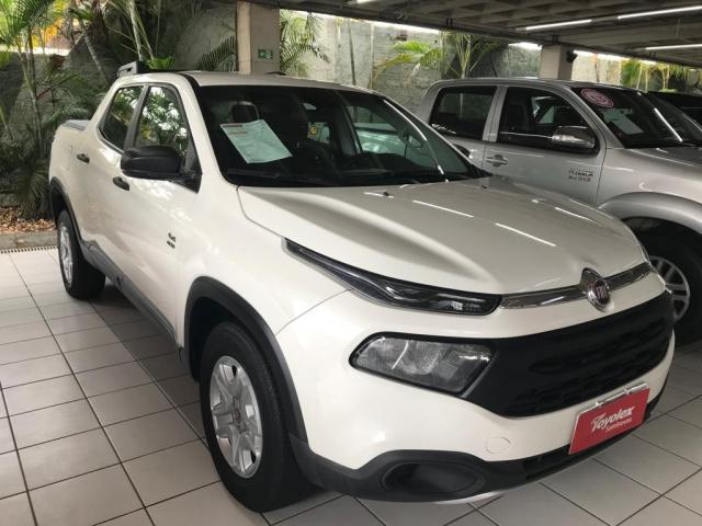 FIAT TORO 2.0 16V TURBO DIESEL FREEDOM 4WD MANUAL - Foto 2