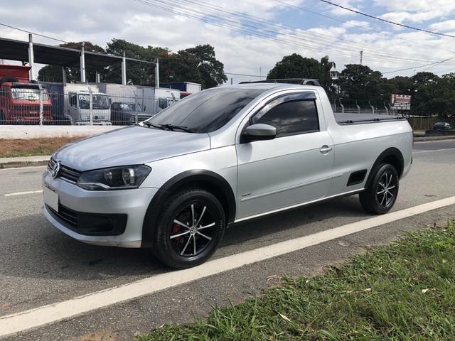 VW Saveiro GVI Completa 2014