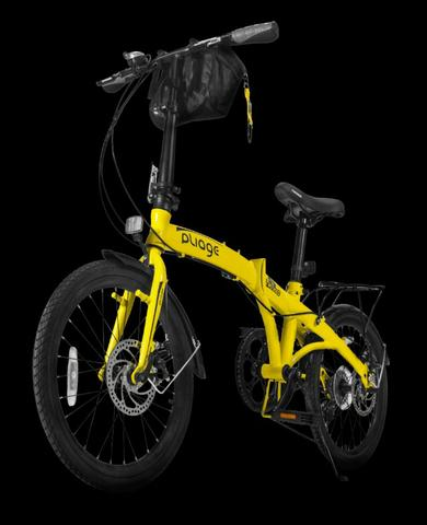 Bicicleta Dobrável Pliage Plus Two Dogs - Foto 3