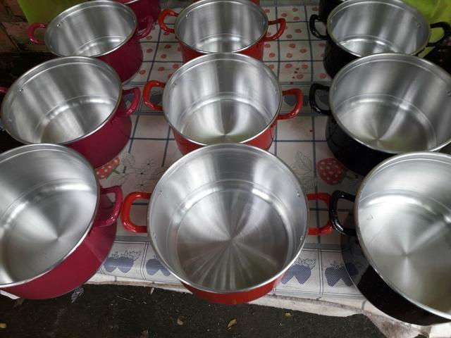 Panelas de alumínio - Foto 2