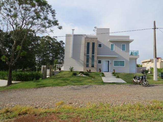 REF 2567 Sobrado 3 dormitórios, frente a área verde do condomínio, Imobiliária Paletó - Foto 19