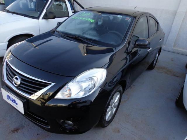 Nissan Versa 1.6 SL MECANICO - Foto 7