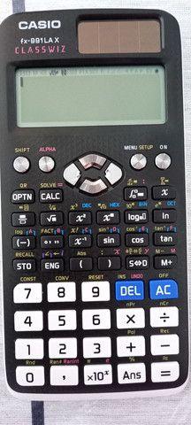 Calculadora casio fx-991LAX - Foto 5