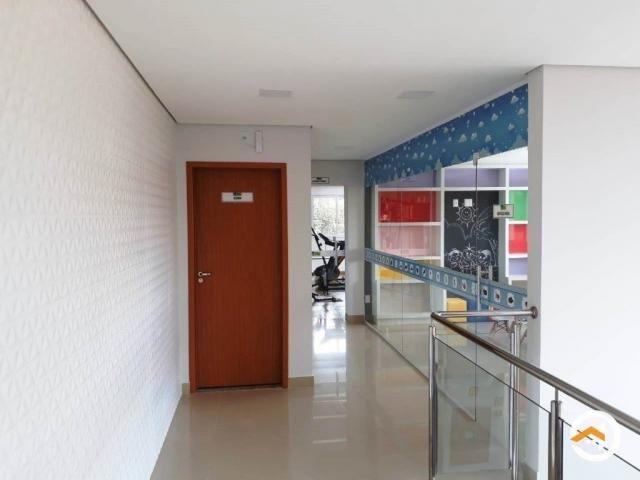 Apartamento à venda com 3 dormitórios em Parque amazônia, Goiânia cod:4142 - Foto 12