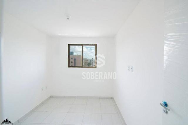 Apartamento com 2 dormitórios à venda, 54 m² por R$ 179.990 - Jardim Cidade Universitária  - Foto 6