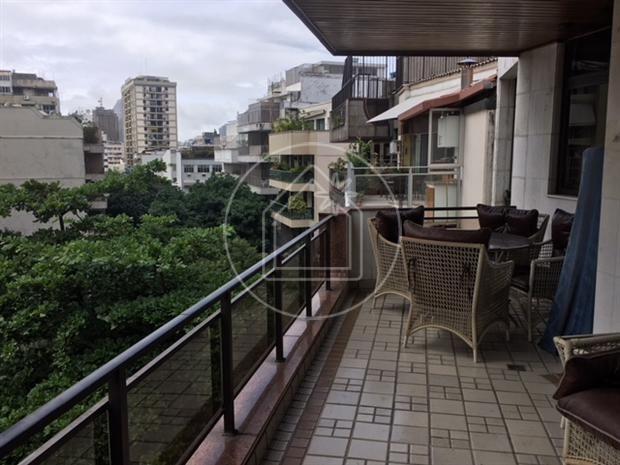 Apartamento à venda com 3 dormitórios em Humaitá, Rio de janeiro cod:825855 - Foto 12