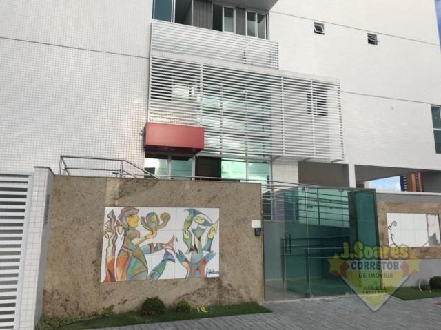 Apartamento 3 Quartos para Venda em João Pessoa, Aeroclube, 3 dormitórios, 1 suíte, 3 banh - Foto 3
