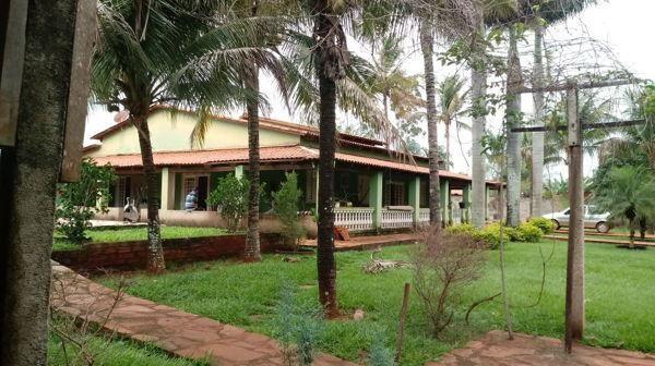 Rural chacara com 7 quartos - Bairro Sítio de Recreio Pindorama em Goiânia - Foto 4