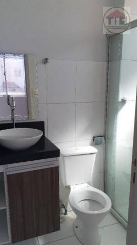 Apartamento com 3 dormitórios à venda, 60 m² por R$ 160.000 - total vile- Nova Marabá - Ma - Foto 15