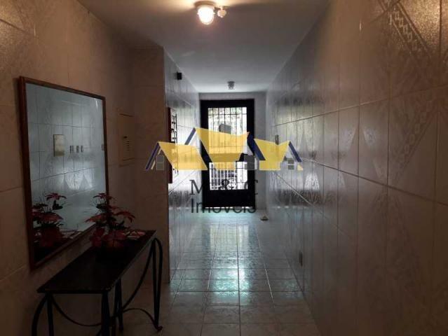 Grandioso apartamento de 3 quartos mas dependência no coração da vila da penha - Foto 6