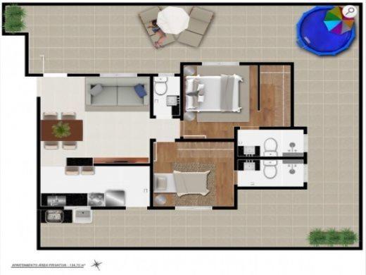 Apartamento à venda com 2 dormitórios em Santa efigenia, Belo horizonte cod:19235 - Foto 2