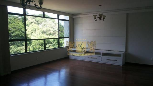 Excelente apartamento com 3 dormitórios para alugar, 120 m²