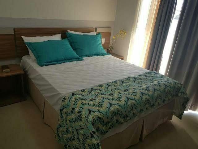 Apartamento-Cota - Resort Ilhas Do Lago - Caldas Novas/go - Foto 3