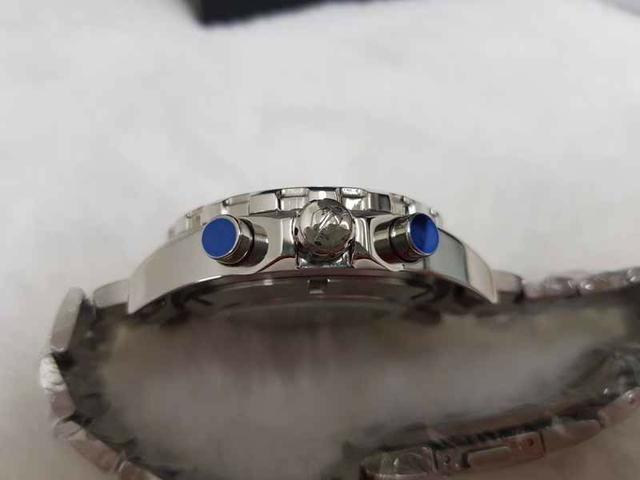 Relogio - Mostrador Grande em 3D - Produto Pesado e Grande cheio de estilo - Foto 5