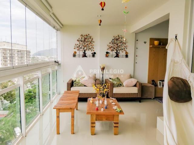Apartamento à venda, 3 quartos, 2 vagas, Camorim - RIO DE JANEIRO/RJ - Foto 10