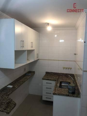 Apartamento com 2 dormitórios para alugar, 73 m² por R$ 1.300/mês - Jardim Botânico - Ribe - Foto 2