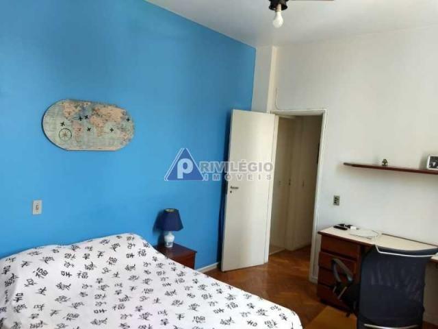 Apartamento à venda, 4 quartos, 2 vagas, Laranjeiras - RIO DE JANEIRO/RJ - Foto 16