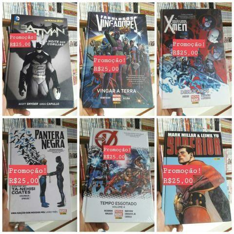 Quadrinhos Marvel e DC - Foto 3