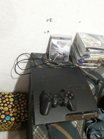 PS3 COM 11 JOGOS. - Foto 2
