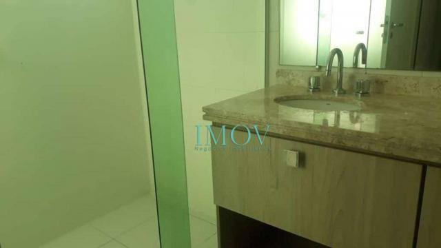Apartamento com 3 dormitórios para alugar, 194 m² por R$ 4.500,00 mês - Jardim Aquarius -  - Foto 12