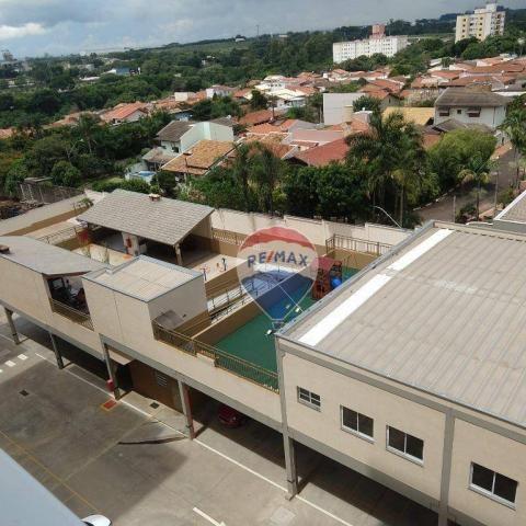Apartamento com 3 dormitórios para alugar, 77 m² por R$ 1.850,00/mês - Jardim dos Calegari - Foto 11