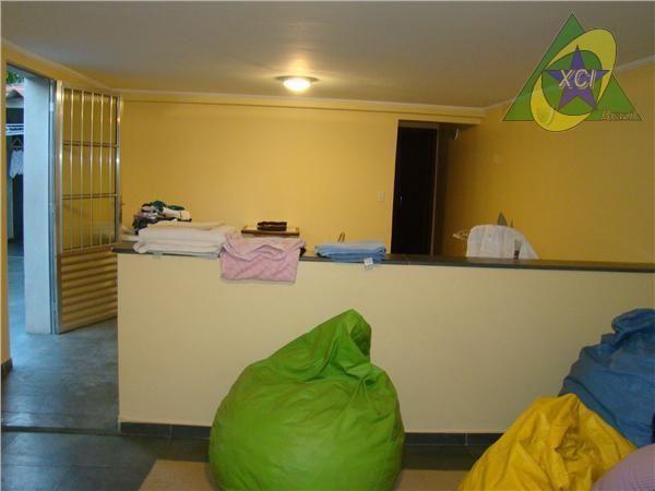Casa Residencial à venda, Parque São Quirino, Campinas - CA0443. - Foto 17