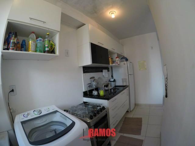 Excelente apartamento de 2 quartos + varanda, em Morada de Laranjeiras - Foto 4