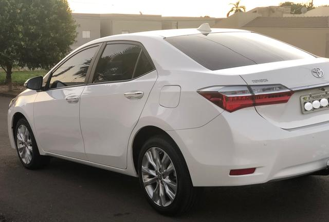 Corolla GLi 1.8 flex 2018, com apenas 24.000km - Foto 2
