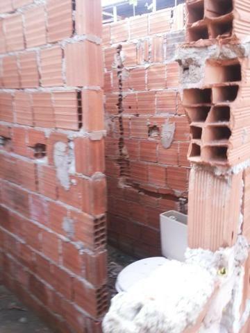 Casa em construção, excelente oportunidade para quem deseja sair do aluguel - Foto 2