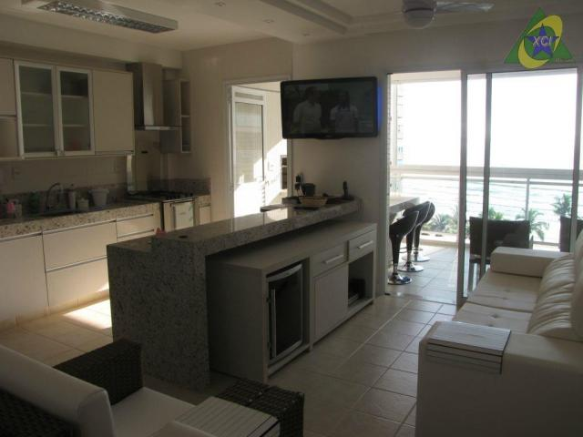 Apartamento residencial à venda, Jardim Astúrias, Guarujá.