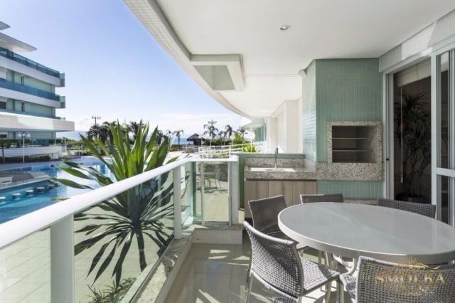 Apartamento à venda com 4 dormitórios em Canasvieiras, Florianópolis cod:8134 - Foto 4