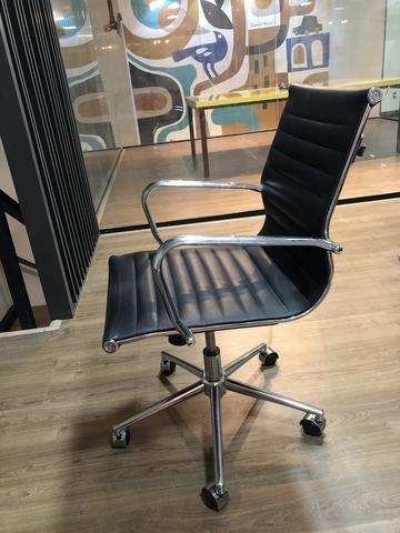 Cadeira Escritório Giratória Design - Foto 3